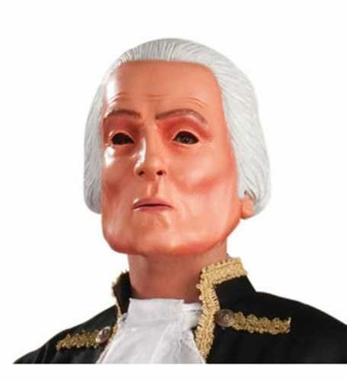 George Washington Latex Mask by Funny Party Hats in The Purge: Election Year