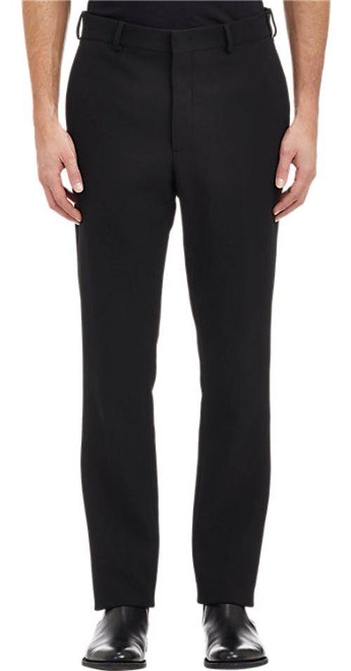 Textured Trousers by Fendi in Entourage