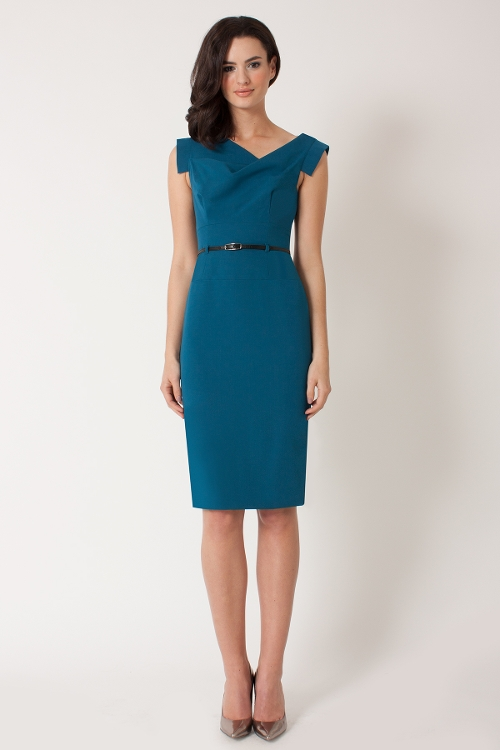 Classic Jackie O Dress by Black Halo in Little Fockers