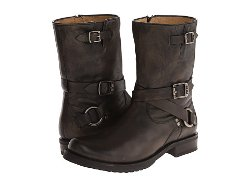 Veronica Criss Cross Short Boots by Frye in Need for Speed