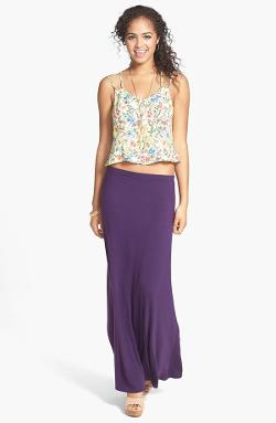 Maxi Skirt by Lily White in Wish I Was Here
