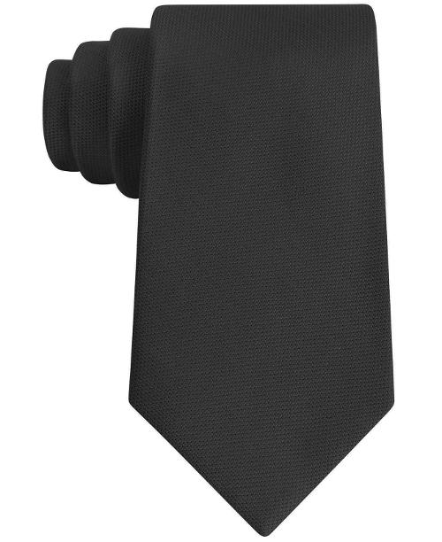 Santee Solid Slim Tie by DKNY in The Other Woman
