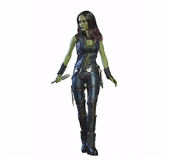 Masterpiece Gamora 1:6 Collectible Figure by Hot Toys in Avengers: Infinity War