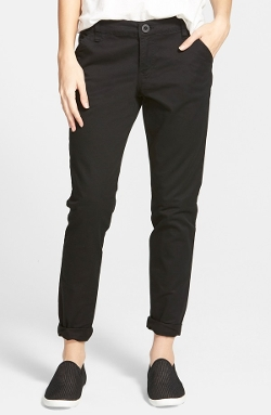 'Uplander' Chino Pants by RVCA in Mean Girls