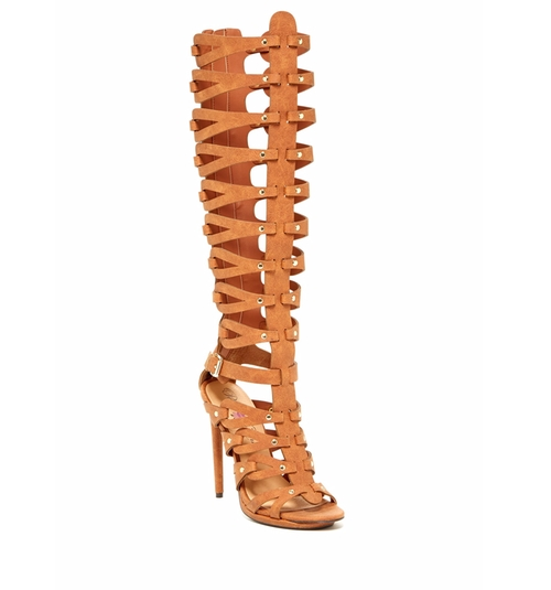 Conduct Gladiator Sandal by Penny Loves Kenny in Southpaw
