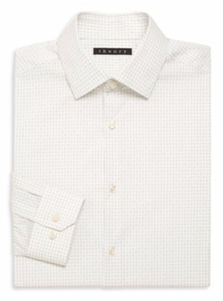 Dover Stanwood Dress Shirt by Theory in Modern Family