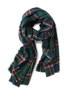 Brushed Flannel Scarf by Old Navy in The Good Wife