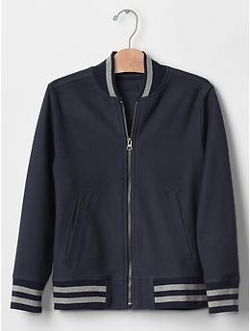Varsity Bomber Jacket by Gap in Max