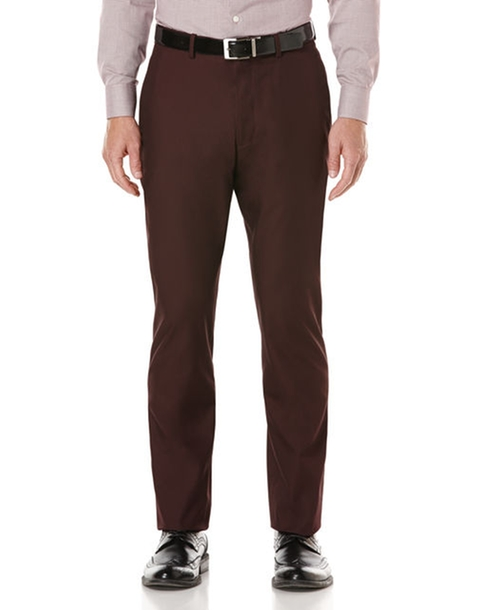 Slim Fit Travel Luxe Portfolio Chino Pants by Perry Ellis in Mike and Dave Need Wedding Dates