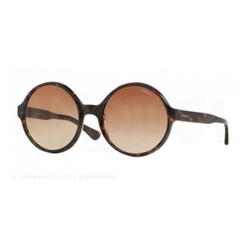 Plastic Round Shape Sunglasses by Vogue Eyewear in Scream Queens - Season 1 Episode 13