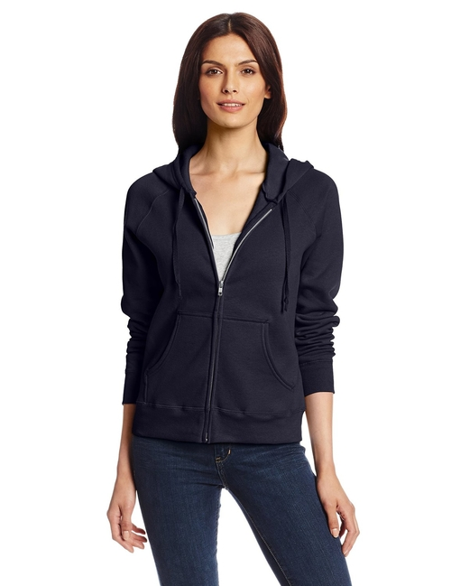 Women's Full Zip EcoSmart Fleece Hoodie by Hanes in Nashville - Season 4 Episode 5