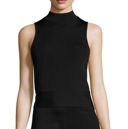 Lara Sleeveless Mock-Neck Top by Rag & Bone in Supergirl