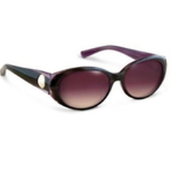 """Eleanor"" Sunglasses by Badgley Mischka in Valentine's Day"