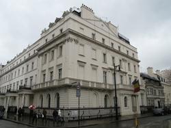 London, United Kingdom by Romanian Cultural Institute in Survivor