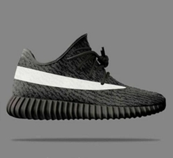 Yeezy Boost 350 Season 3 Sneakers by Adidas in Keeping Up With The Kardashians