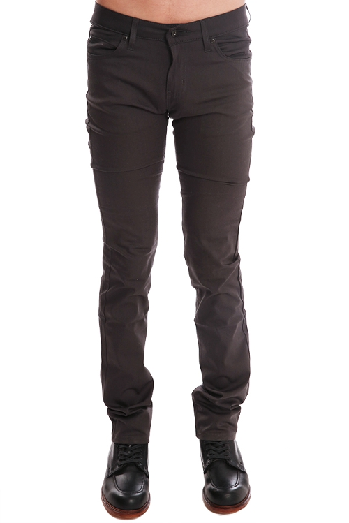 Skinny Guy in Carbon Stretch Denim Pants by Naked & Famous in Before I Wake