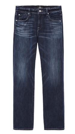 Luxe Performance Austyn Jeans by 7 For All Mankind in Project Almanac
