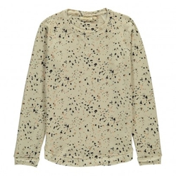 Anouck Speckled Sweatshirt by Soft Gallery in The Night Manager
