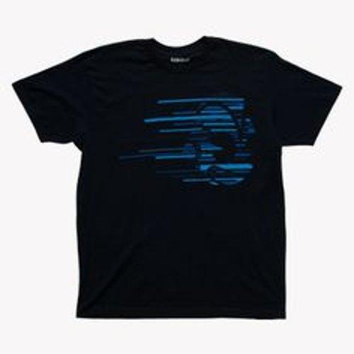 Streak Bot Head T-Shirt by Kidrobot in Entourage