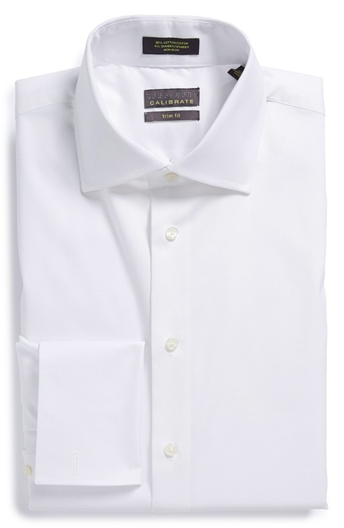 Trim Fit Dress Shirt by Calibrate in The Finest Hours