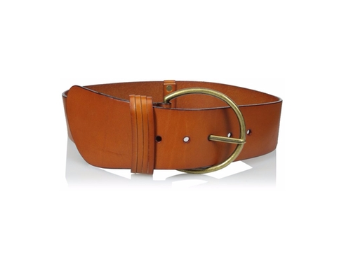 Asymmetrical Wide Waist Belt by Elise M. in Love, Rosie