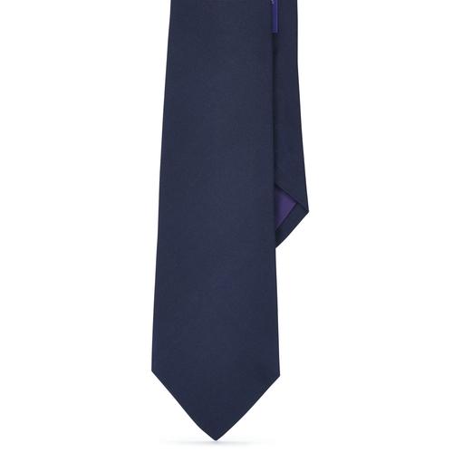Solid Silk Repp Tie by Ralph Lauren in Suits - Season 5 Episode 2