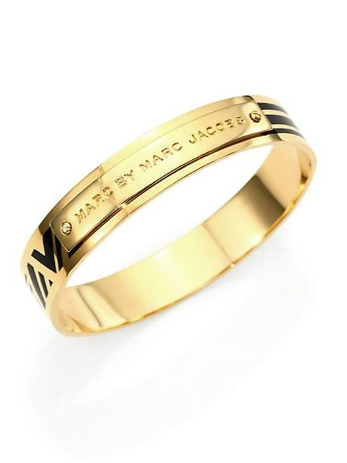 Plaque Bangle Bracelet by Marc by Marc Jacobs in Magic Mike XXL