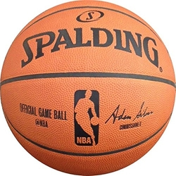 NBA Official Game Basketball Ball by Spalding in Daddy's Home
