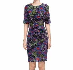 Maria Floral-Print Dress by Whistles in The Good Fight