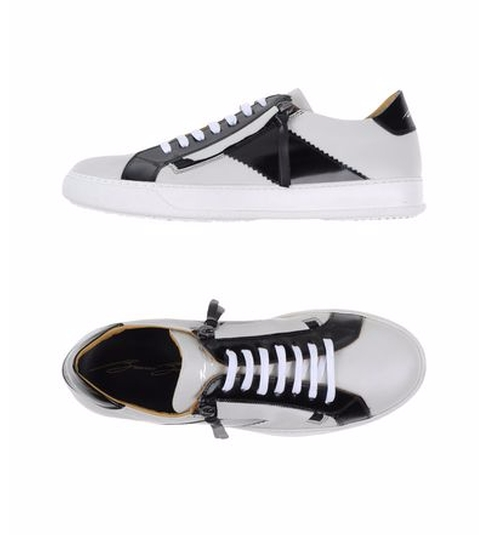 Two Tone Low-Top Sneakers by Bruno Bordese in Popstar: Never Stop Never Stopping