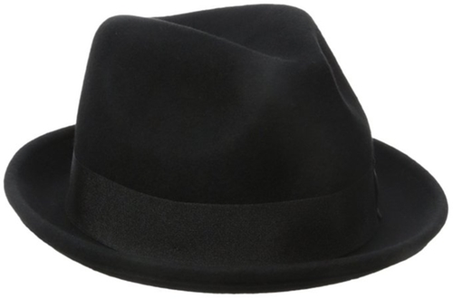 Rude Boy Fedora Hat by Goorin Bros. in Jane Got A Gun