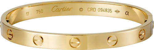 Love Bracelet by Cartier in How To Get Away With Murder - Season 2 Episode 4