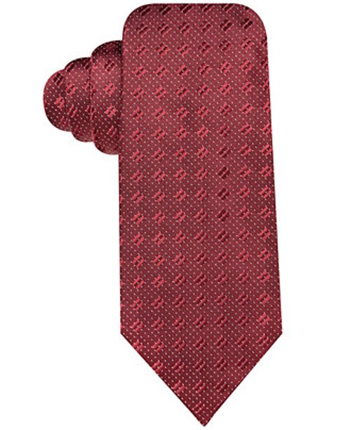 Strobe Neat Slim Tie by Ryan Seacrest Distinction in (500) Days of Summer