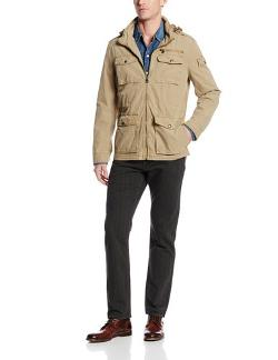 Men's 4 Pocket Cotton Field Jacket by Levi's in Blended