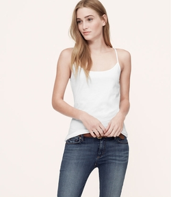 Clean Cami by Ann Taylor Loft in Pitch Perfect 2