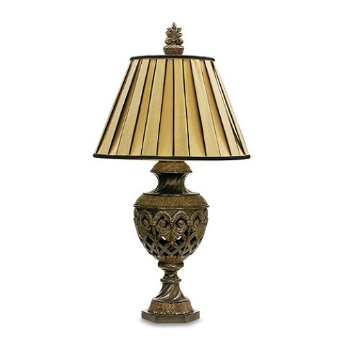 French Pierce Table Lamp by Dimond Lighting in The Age of Adaline