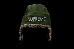 Trooper Hat by Supreme  in Keeping Up With The Kardashians