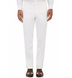 Twill Pisa Trousers by Barneys New York in Chelsea