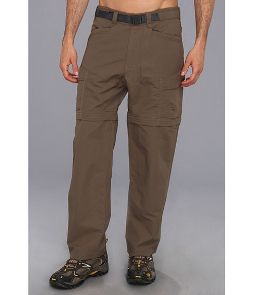 Paramount Valley II Convertible Pant by The North Face in Hall Pass