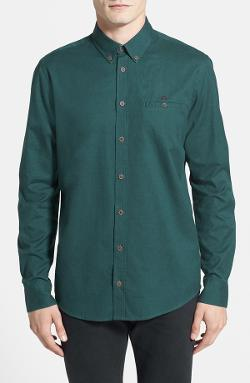 'Anders Vik' Relaxed Fit Sport Shirt by Moods of Norway in Anchorman 2: The Legend Continues