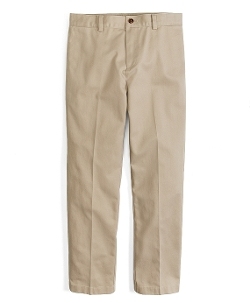 Plain-Front Non-Iron Chino Pants by Brooks Brothers in Before I Wake