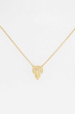 'Metropolitan' Pendant Necklace by Freida Rothman in Atonement
