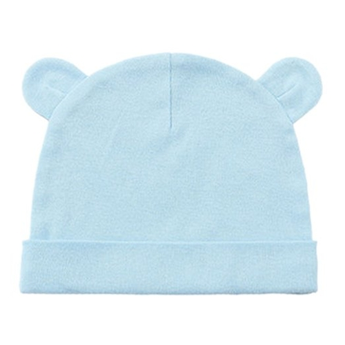 Soft Cotton Bear Beanie Ear Cap by DCG in Neighbors
