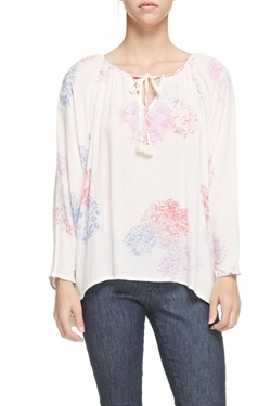 Lora Top by Apricot Lane in The Boss