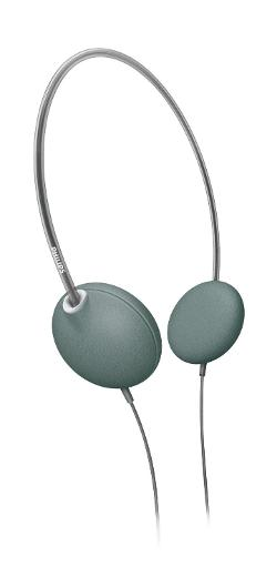 Ultra Super Lighweight Headband Headphones by Philips in Couple's Retreat