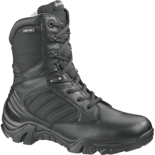 GX-8 Side Zip Boot with Gore-Tex by Bates in Captain America: The Winter Soldier