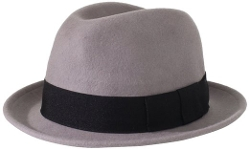 Campioni Wool Fedora by Blue Marlin in Entourage