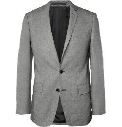 Slim-Fit Woven Linen And Cotton-Blend Suit Jacket by J.Crew in The Great Gatsby