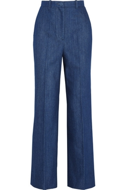 David High-Rise Wide-Leg Jeans by Topshop in Pretty Little Liars