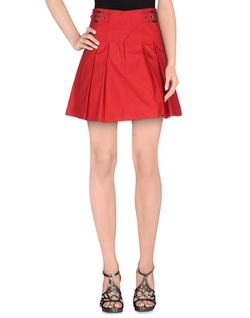 Pleated Mini Skirt by Dondup in How To Get Away With Murder